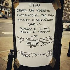 """In translation from Polish: """"Hi, I'm looking for a wise guy, who's going to be my husband. Here's my number: Positive Mind, Positive Vibes, A Funny, Funny Posts, Gruseliger Clown, Game Of Thrones, Funny Quotes, Funny Memes, Italian Quotes"""