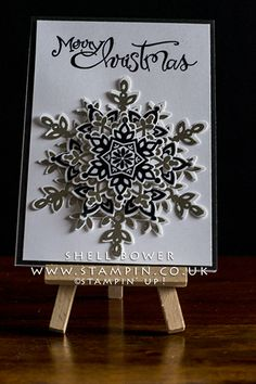 Stampin' Up! Festive Flurry stamp set and framelits.  Do me a favor and visit www.natalietx.stampinup.net Place a $25 order and receive a free welcome gift from me! Valued at $15 Be sure to include your mailing info so I can mail it to you... Happy Stampin ~Natalie