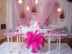 decoração para Festas de 15 Anos