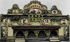 art of the beautiful-grotesque: Strange Attractions : Vintage Fairground Photography