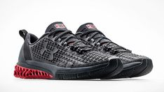American company Under Armour joins the list of sportswear brands trialling 3D printing, releasing a limited edition trainer with a lattice sole