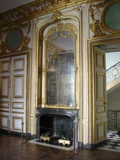 Versailles   Trumeau Mirror