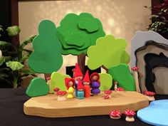 Home-made wooden toys! Why moms shouldn't be afraid of the scroll saw.