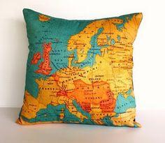 * Decoração e Invenção *: Mapas