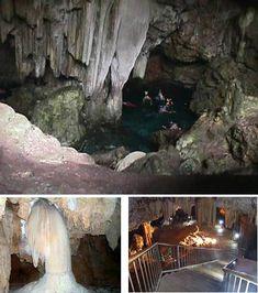 The Bellamar Cave (Cuba)