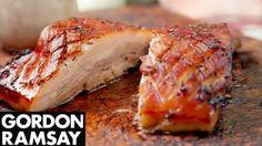 Slow-Roasted Pork Belly  Gordon Ramsay