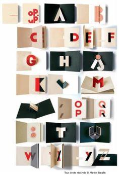 by French pop-up artist Marion Bataille Theme Design, Graphisches Design, Paper Design, Book Design, Pop Up Art, Arte Pop Up, Albin Michel Jeunesse, Libros Pop-up, Art Carte