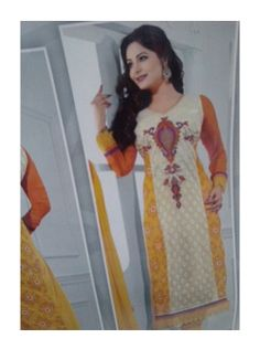 SV-KA0171 at JUST @ $74 Buy at http://www.shopvhop.com/product/light-orange-anaya-designer-collection/