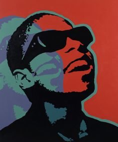 Stevie Wonder, pop art, Martin Torsleff, www.pop-art.dk
