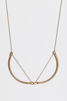Laura Lombardi Pastern Necklace