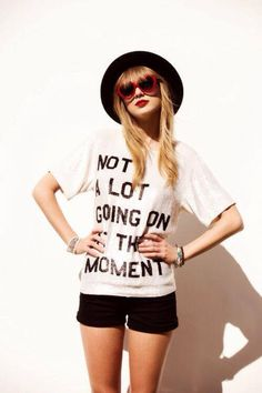 Who's Taylor Swift anyway? Ew.