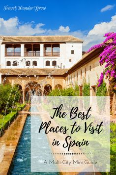 Like Portugal, I think mainland Spain is another underrated southern European country. This post will give you my personal perspective on the best places to visit in Spain! #spain #spaintravel #spaintravelguide