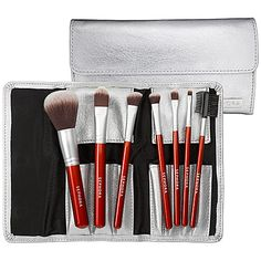 SEPHORA COLLECTION Deluxe Antibacterial Brush Set #Sephora #Travel #Travelsize #Vacation