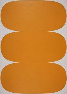 Ellsworth Kelly, Orange White, This week's Modern Art Notes Podcast… Ellsworth Kelly, Hard Edge Painting, Painting & Drawing, Illustrations, Illustration Art, Modern Art, Contemporary Art, Images Instagram, Orange Art