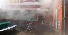 Fritteuse brennt in Nörten-Hardenberg