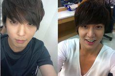 Lee Min Ho VS Yong Hwa: Battle of the Birthday Boys!