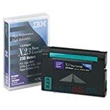 IBM 8MM Data Cartridge 230m 80GB Native Capacity X23 (VXA-2) (Discontinued by Manufacturer)