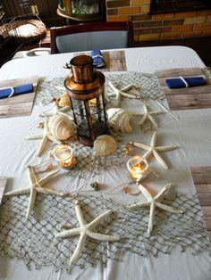 Nautical Luncheon Birthday.