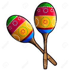 sombrero and maracas free download clip art free clip art on rh pinterest com spanish maracas clipart maracas instrument clipart