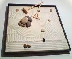 Resultado de imagen para jardin zen miniatura con agua
