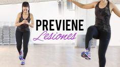 Fortalece rodillas y tobillos | Ejercicios para prevenir lesiones