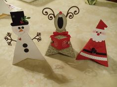 Stampin Up Christmas Favors | Saturday, December 11, 2010