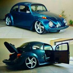 Best Volkswagen Modified 315 Wallpaper Added on , Tagged : Best Volkswagen modified at Oliver Rowland Racing Custom Vw Bug, Custom Cars, Ferdinand Porsche, Old Bug, Vw Super Beetle, Vw Classic, Fiat Cars, Car Camper, Toyota Cars