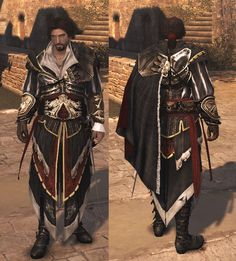 how to make an ezio auditore altair costume - Google zoeken