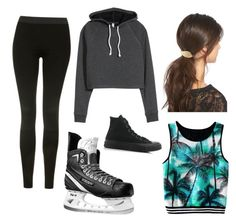 """""""Untitled #76"""" by aaliyahdixon5 on Polyvore featuring Topshop, Mrs. President & Co. and Converse"""