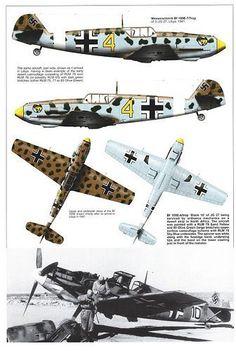 ... plus the Spanish Legion Condor