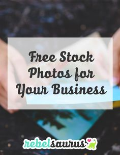 When looking for stock photos to use in your business or blog posts, it's important to make sure that the photos you use are commercial use. Some are paid and the ones listed here are free, but you can't just pull images off Google (nope, that's a copyright violation). So make sure you're using images that are ok to use for your business.  Here are some good sources of stock photos for your business.