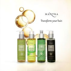 Say no to chemical damage with #Mantra Haircare range by Baidyanath. Buy Mantra #Herbal products here: www.mantraherbal.in