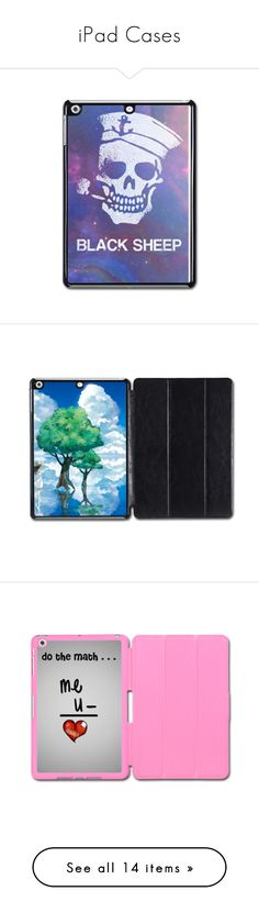 """""""iPad Cases"""" by snapmade ❤ liked on Polyvore featuring accessories, tech accessories, apple ipad air case, ipad sleeve case, ipad flip case, ipad cases, apple ipad cover case, ipad mini hard case, apple ipad mini case and ipad mini cover case"""