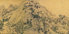 Huang Gongwang: Dwelling in the Fuchun Mountains (Part)