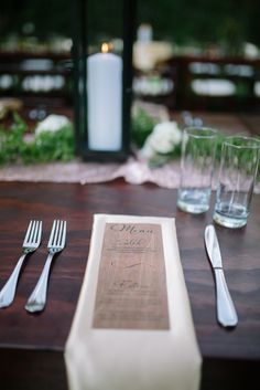 Menu card printed on wood paper.  They even smell like fresh cut lumber. Ummm. #whatsfordinner #menucard #printing #woodpaper Menu Cards, Wood Print, Have Fun, Printing, Events, Fresh, Table Decorations, Paper, Menu