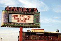 Spanky's - Lubbock, Texas