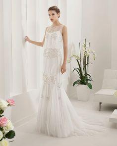 8B209 PALAS | Wedding Dresses | 2015 Collection | Alma Novia