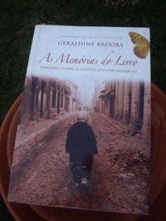 Apaixonada por Papel: As Memórias do Livro – Geraldine Brooks