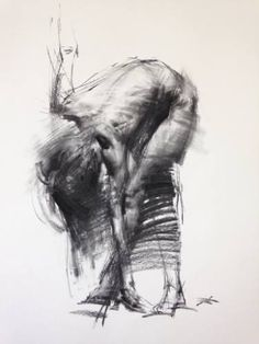 "Saatchi Art Artist Zin Lim; Drawing, ""Allegro no.95 (Spiccato)"" #art"