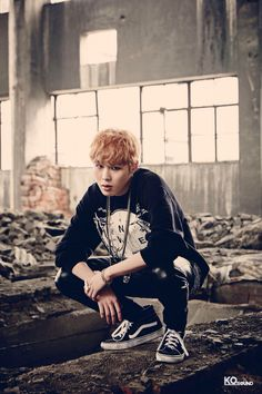 HOTSHOT Sungwoon is seriously driving me cray cray !!