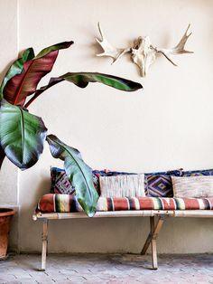 my scandinavian home: A beautiful bohemian retreat in Marseille