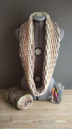 Ravelry: Basket Weave Cowl pattern by Flo Szabo