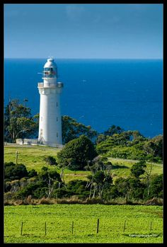 TABLE CAPE LIGHTHOUSE TASMANIA