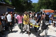 Deadly accident in Haiti