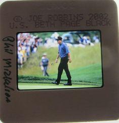 PHIL MICKELSON PGA MASTERS US BRITISH OPEN  51 WINS 5 MAJORS ORIGINAL SLIDE 54