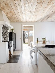 A SWEDISH FAMILY HOME IN THE COUNTRY SIDE