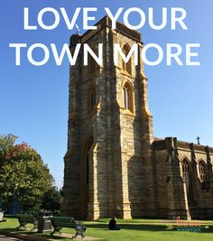 love your town more