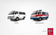 Nissan: Choose safety, 2