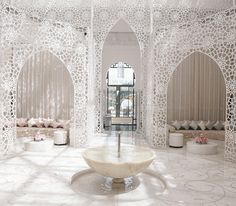 This Is Glamorous | Places : The Royal Mansour, Marrakech
