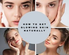 How To Get Glowing Skin Naturally Glowing, flawless skin is the stuff of dreams. Today, there is a plethora of skin care . Beauty Tips, Beauty Hacks, Flawless Skin, Skincare Routine, Glowing Skin, Beauty Skin, Hairstyles, Skin Care, How To Get
